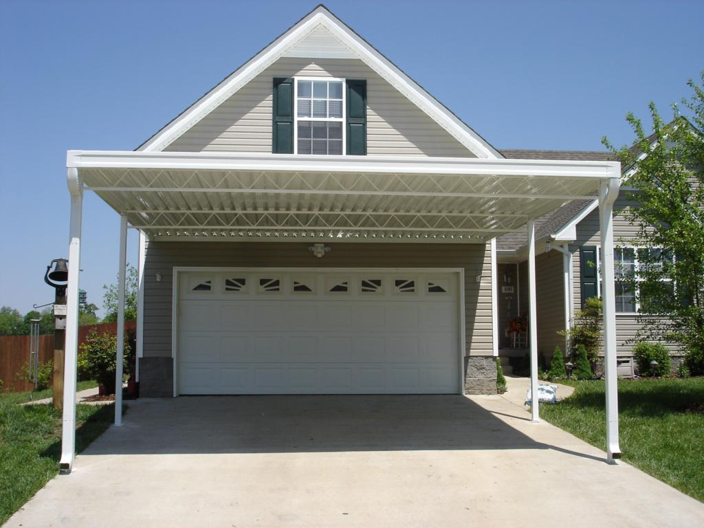 Carport used metal carport for Carport garages